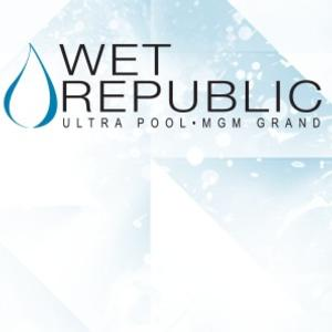 WET REPUBLIC at MGM Grand Releases July 2014 DJ Lineup