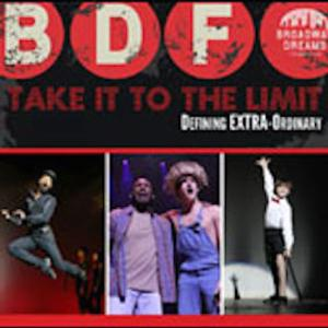 BDF & Kimmel Center Presents TAKE IT TO THE LIMIT Today