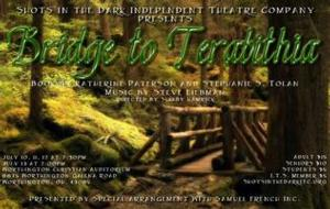 Shots in the Dark Independent Theatre to Present BRIDGE TO TERABITHIA, 7/10-13