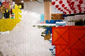 MOCA to Present New Exhibit by Jacob Hashimoto, 3/1-6/8