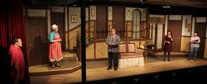 BWW Reviews: Laughter Abounds in NOISES OFF at Carrollwood Players Theatre