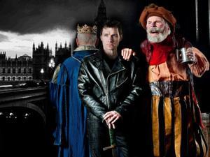 Shakespeare & Company's HENRY IV PARTS I & II to Run 8/2-31