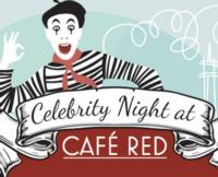 Osip Theatre Presents CELEBRITY NIGHT AT CAFÉ RED, Opening September 20