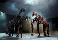 Behind The Scenes: WAR HORSE Plays Birmingham Hippodrome from October 2013
