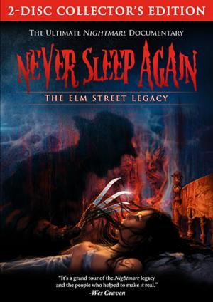 NEVER SLEEP AGAIN: THE ELM STREET LEGACY Out On Blu-ray Today