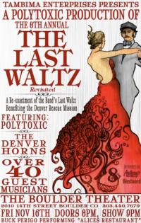 The Last Waltz Revisited Returns to the Boulder Theater, 11/16