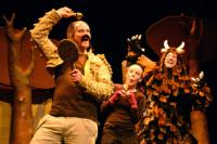 COCA Family Theatre Series Presents Tall Stories' THE GRUFFALO, 2/23-24