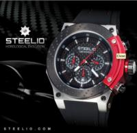 STEELIO Launched New Line of Retrograde Chronograph Watches