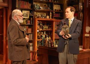 BWW Reviews: Matters of Life and Death Fuel Debate about God in FREUD'S LAST SESSION at TheaterWorks