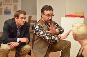 BWW Reviews: Glass Mind Theatre's WELCOME TO THE WHITE ROOM Ushers A Season Of Unopened Theater