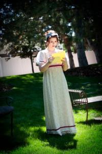 Zion Theatre Company Presents Jane Austen's PERSUASION, Now thru 9/22