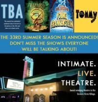 Moonlight Stage Productions Announces 33rd Summer Season