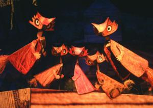 FANTASTIC MR. FOX, JABBERWOCKY, CINDERMOUSE and More Set for Little Angel Theatre's 2014-15 Season