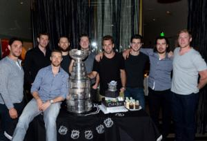 SIGHTING: LA Kings Celebrate Championship at CRUSH