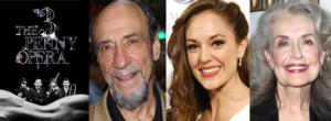 F. Murray Abraham, Laura Osnes, Mary Beth Peil & More Set for Atlantic Theatre Company's THE THREEPENNY OPERA