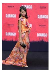 Kerry Washington Carries Jill Milan Bag to 'Django Unchained' Berlin Premiere