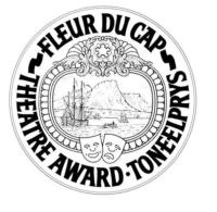 Fleur Du Cap Theatre Awards to be Held on March 17th