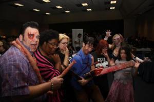 EVIL DEAD Set for LVL UP Expo at Cashman Center, 2/1-2