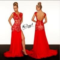 Designer Mac Duggal Experiencing Record Breaking Sales from Red Dress