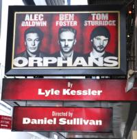 Breaking News: After Cast Change, Broadway's ORPHANS Pushes Opening & Preview Dates