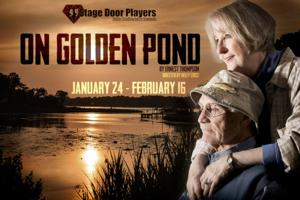Stage Door Players Continues 40th Season with ON GOLDEN POND, Now thru 2/16