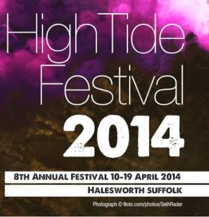 Line-Up for HIGH TIDE FESTIVAL 2014 Announced, Including Michael Gambon, Harriet Walter, and David Hare