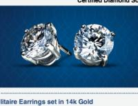 "Bailey Banks & Biddle Launches Facebook ""Diamond Earrings Sweepstakes"""