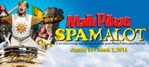 All-Star Seattle Cast Brings SPAMALOT to 5th Avenue Theatre, Now thru 3/2