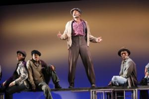 Brandon Victor Dixon to Reprise Role in THE SCOTTSBORO BOYS in the West End, Oct 2014