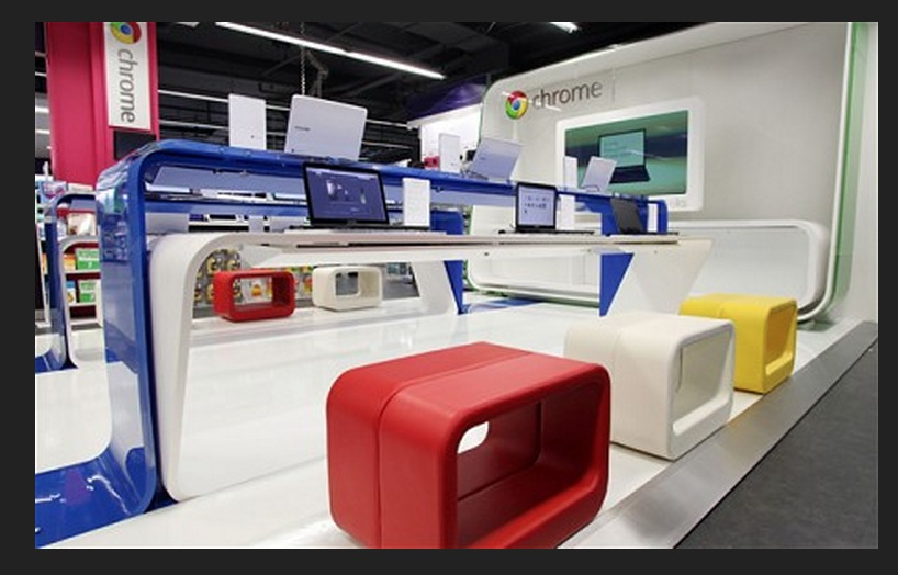 Google's Next Stop - Your Local Mall?