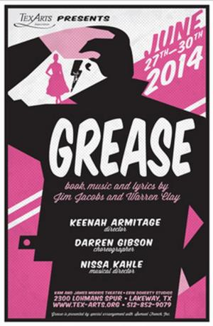 GREASE Runs this Weekend at TexARTS