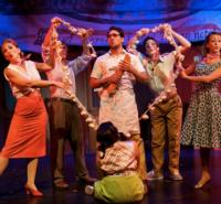 ONCE UPON A TIME IN NEW JERSEY Begins Tonight at Surflight Theatre
