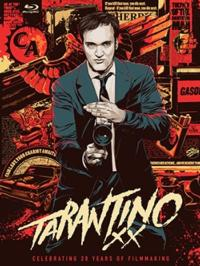 TARANTINO XX: 8-Film Collection Comes to Blu-ray Disc Today