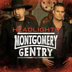 MONTGOMERY GENTRY New Single 'Headlights' Available to Download Today