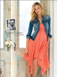 Jessica Simpson is Expanding Maternity Collection With Destination Maternity