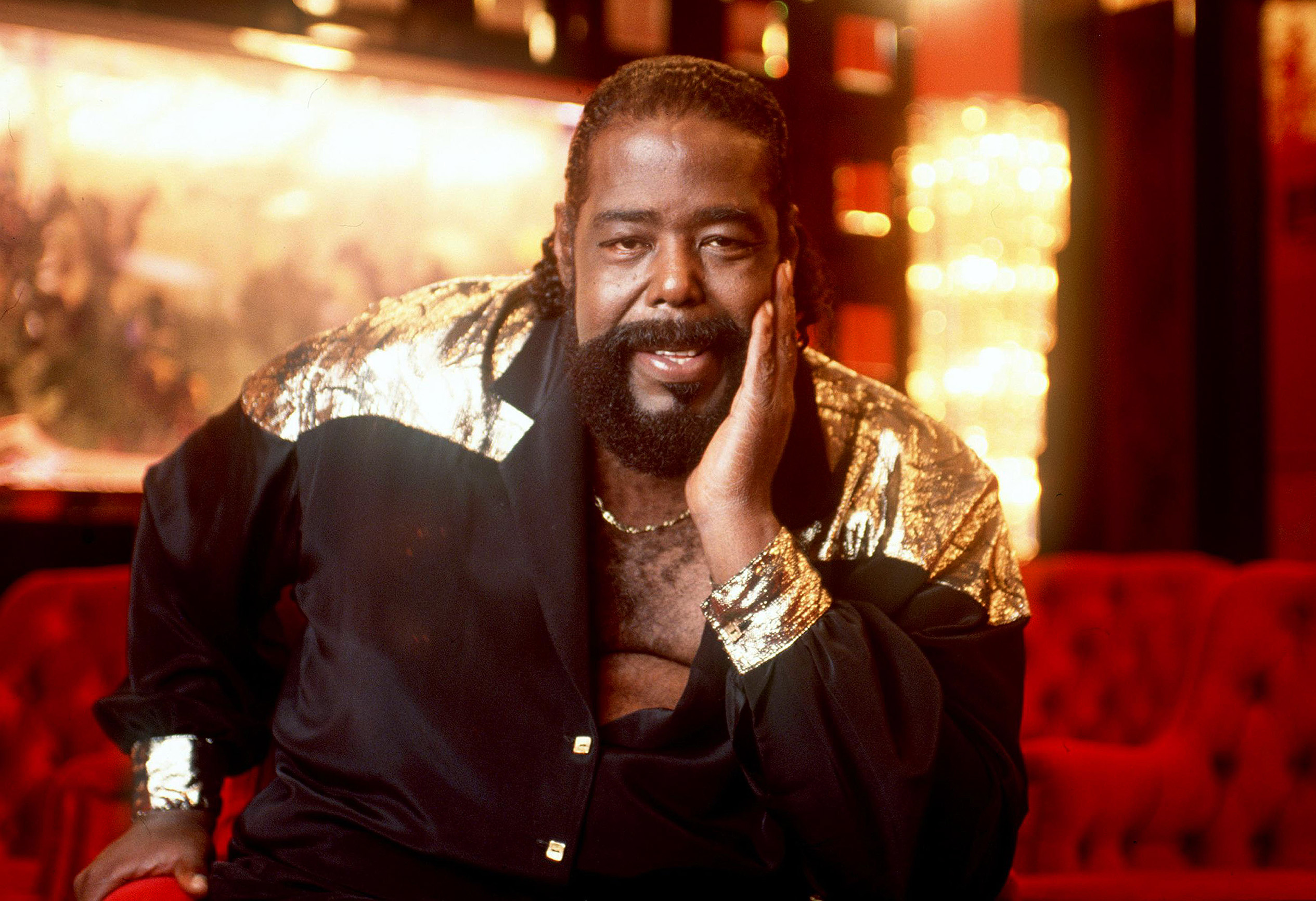 Barry White's Birthday Commemorated with New Box Collection to Be Released 9/30