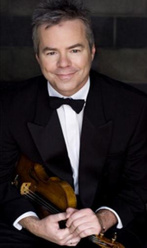 Frank Almond Named 2014 Artist-In-Residence of Milwaukee Youth Symphony Orchestra