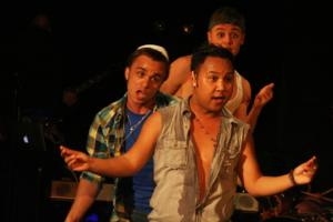 BWW Reviews: High Energy and Spirituality Fuel the Passion in ALTAR BOYZ at the Chromolume Theatre
