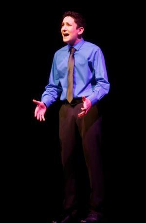 Jonah Rawitz of Buffalo Grove Wins 2014 National High School Musical Theater Awards