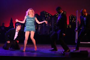 BWW Reviews: SMOKEY JOE'S CAFE Is Smokin' at Candlelight Pavilion Dinner Theatre