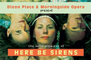 HERE BE SIRENS, COSMICOMICS and More Set for Winter/Spring 2014 at Dixon Place