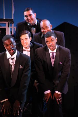 BWW Reviews: SMOKEY JOE'S CAFE Is Smokin' at Candlelight Pavilion Dinner Theatre