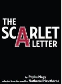Oyster Mill Playhouse presents THE SCARLET LETTER,3/8-3/17