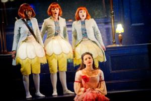 BWW Reviews: ENGLISH TOURING OPERA - THE MAGIC FLUTE, Hackney Empire, March 8 2014