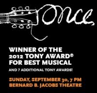 ONCE Sets Actors Fund Benefit Performance for 9/30