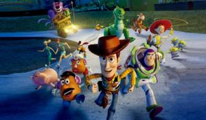 All New Disney Pixar Holiday Special TOY STORY THAT TIME FORGOT Coming to ABC!