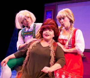 BWW Reviews: The Troubies' The Snow QUEEN, 80 Minutes of Rocker Heaven