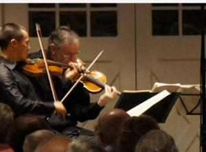 REBEL Baroque Ensemble Performs in Cooperstown Today