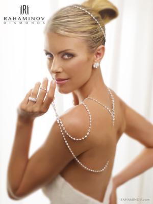 Ford Model Named New Face of Rahaminov Diamonds