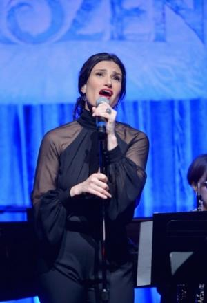 Idina Menzel to Lead 'Let It Go' Sing-a-Long on GMA